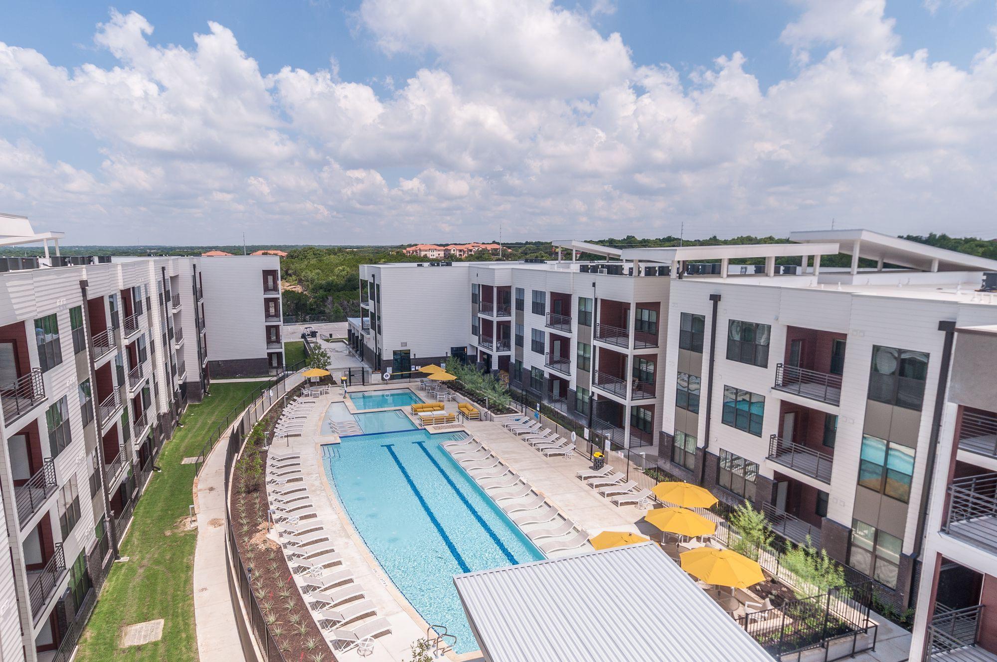 Apartments Near UT Austin Concord Austin for University of Texas - Austin Students in Austin, TX