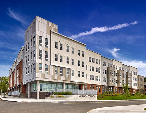 Apartments Near Wesleyan Meriden Commons for Wesleyan University Students in Middletown, CT