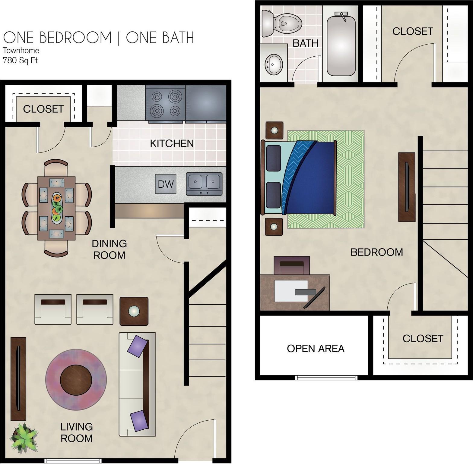 Villa Nueva Apartments: (see Pics & AVAIL