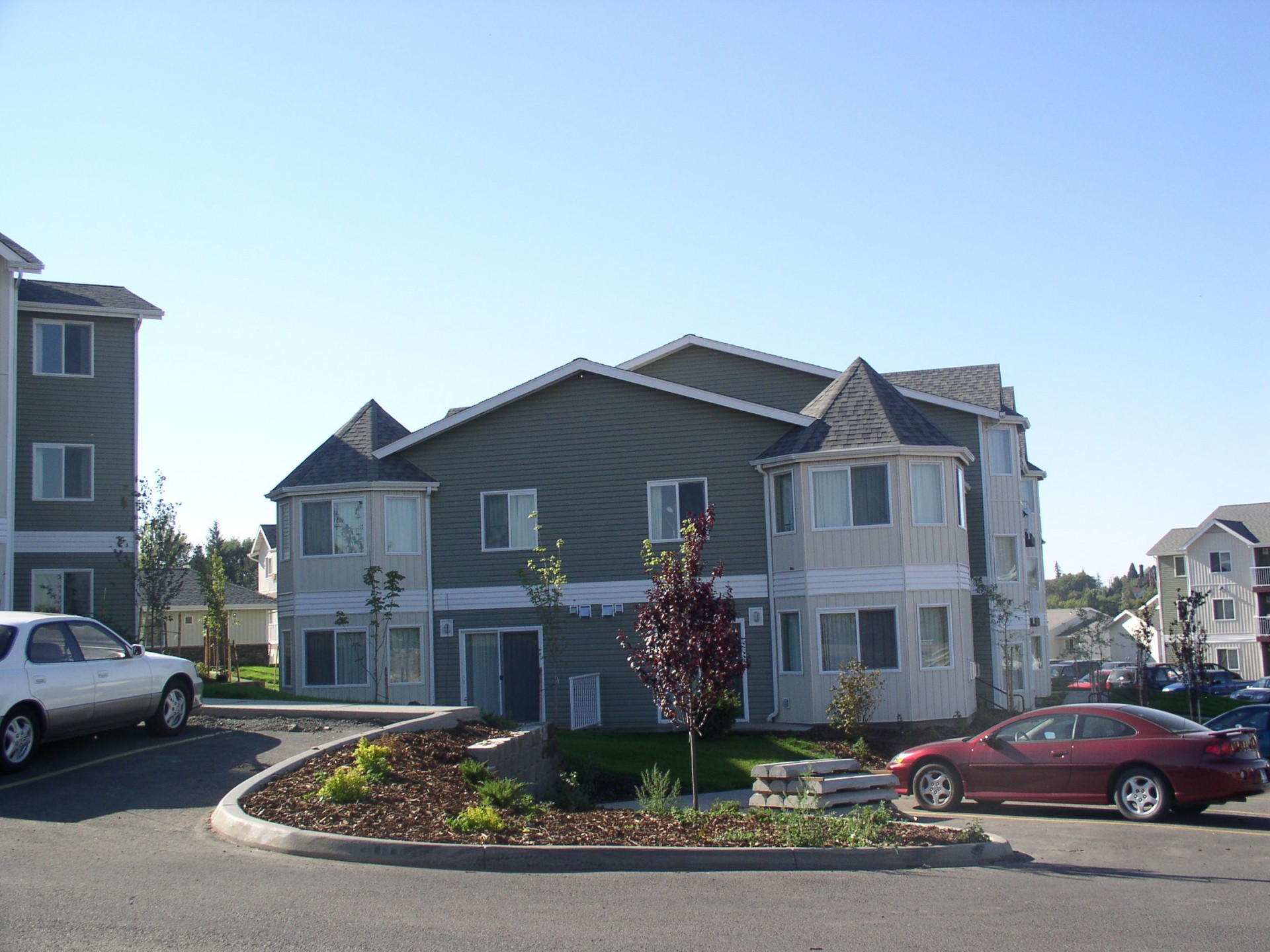 Apartments Near WSU Churchill Downs Apartments for Washington State University Students in Pullman, WA
