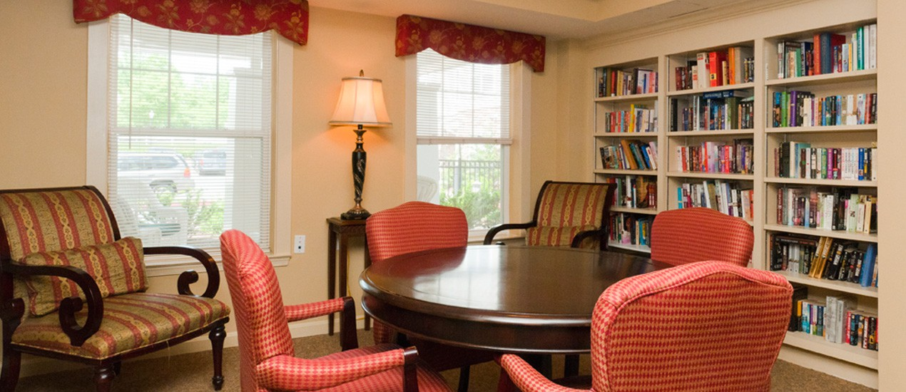 Manor at Cloppers Mill - Seniors 62+ rental