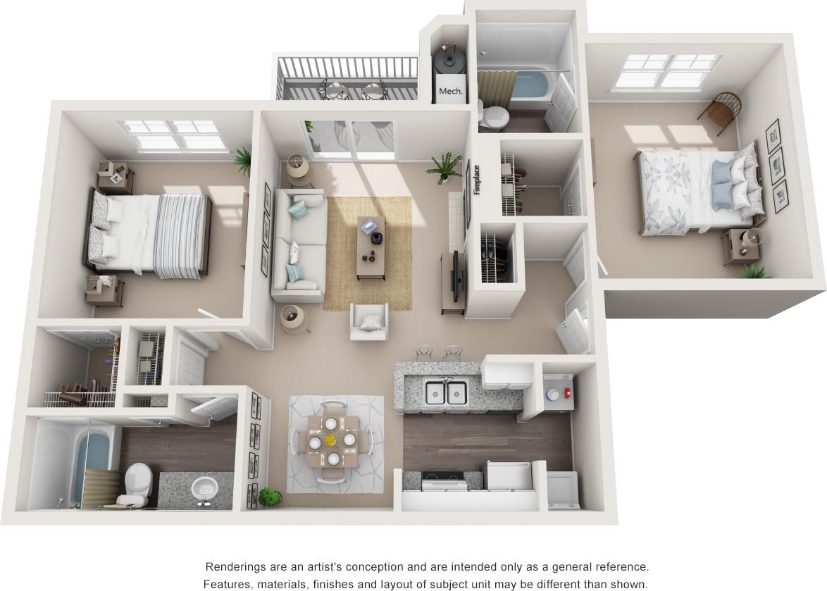 Palmetto Place Apartments