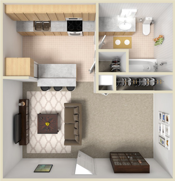 The 95 Apartments