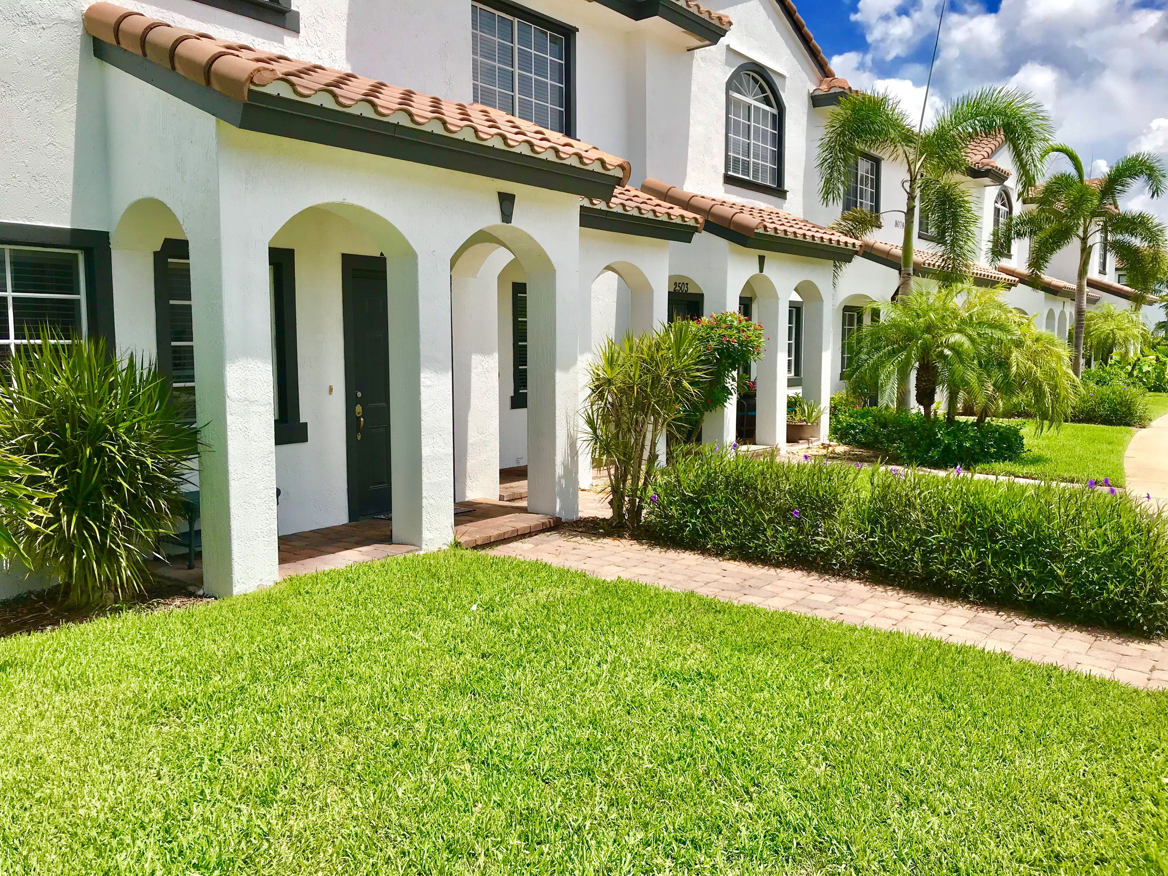 Amberton Luxury Townhomes for rent