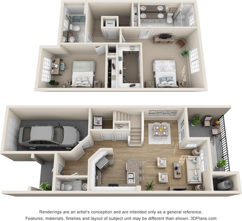 Amberton Luxury Townhomes