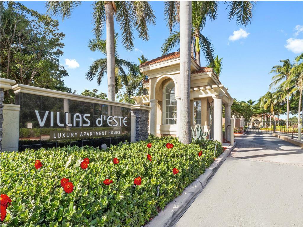 Apartments Near Everest Villas D'Este for Everest University Students in Pompano Beach, FL