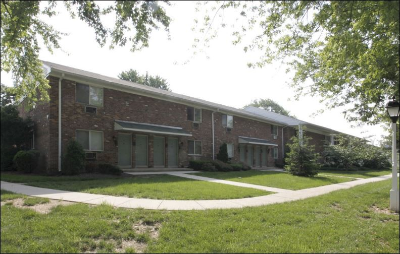 Academy Woods Apartments