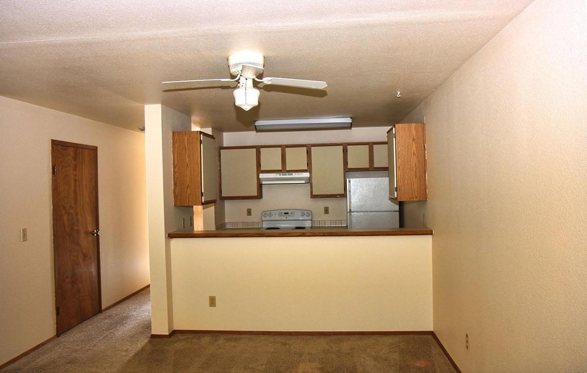 Hillside rental