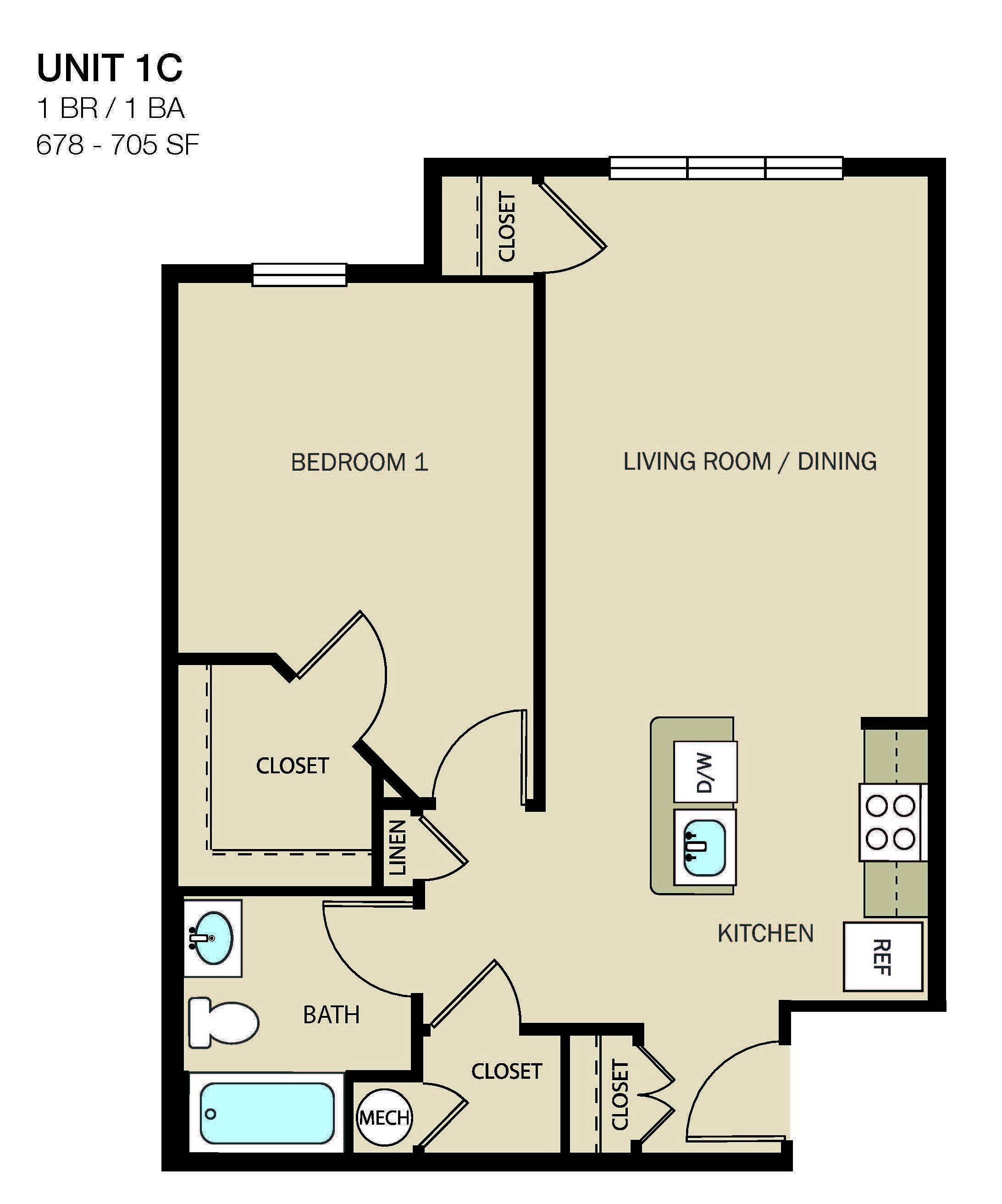Pointe View at Aspen Hill - For Seniors 62+ rental