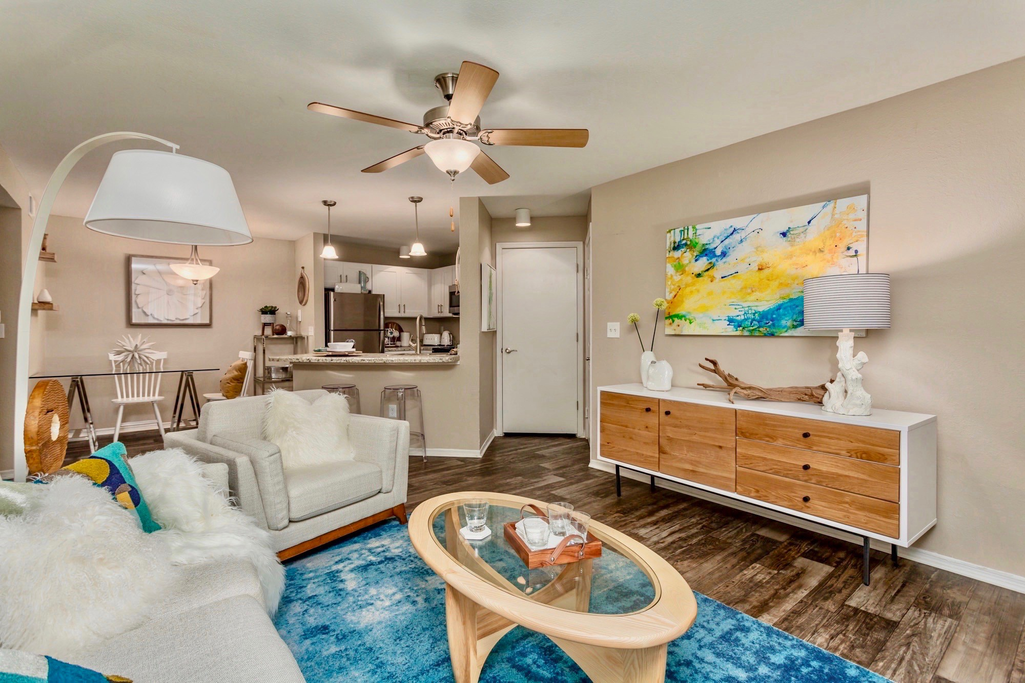 Fusion Apartments rental