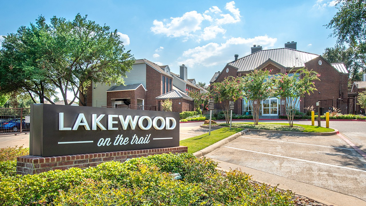 Lakewood on the Trail