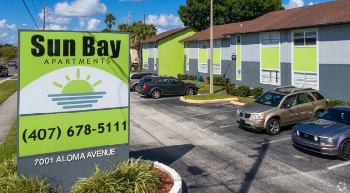 Sun Bay Apartments for rent