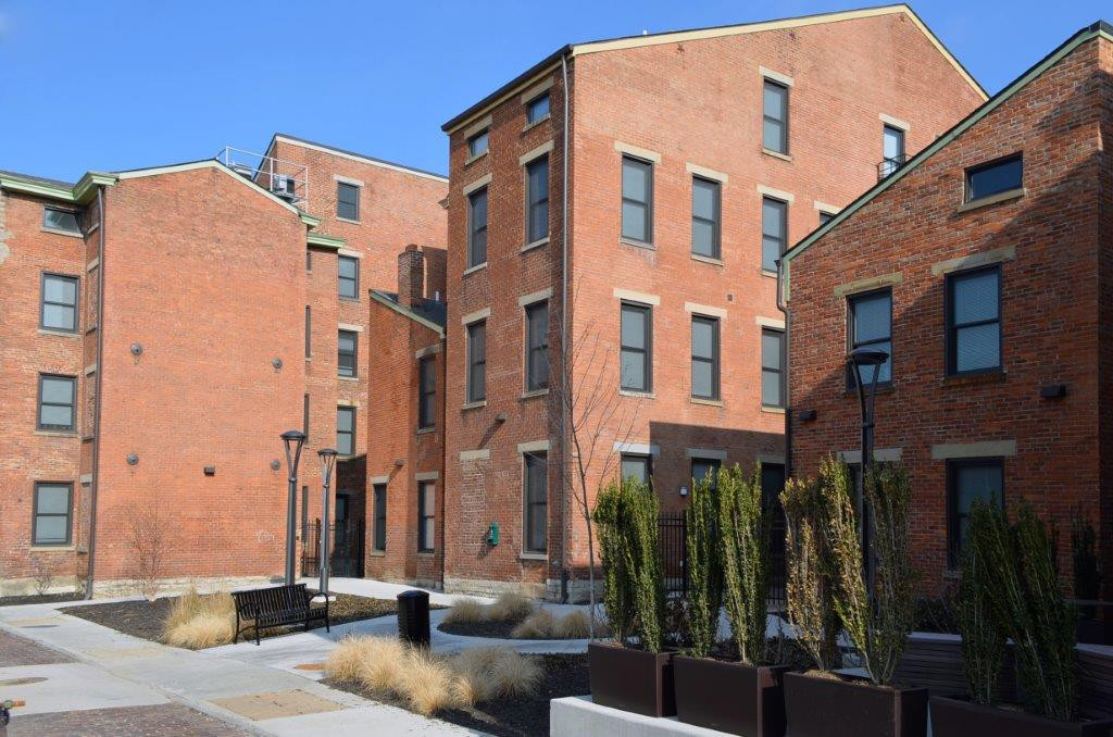 Mercer Commons Apartments rental