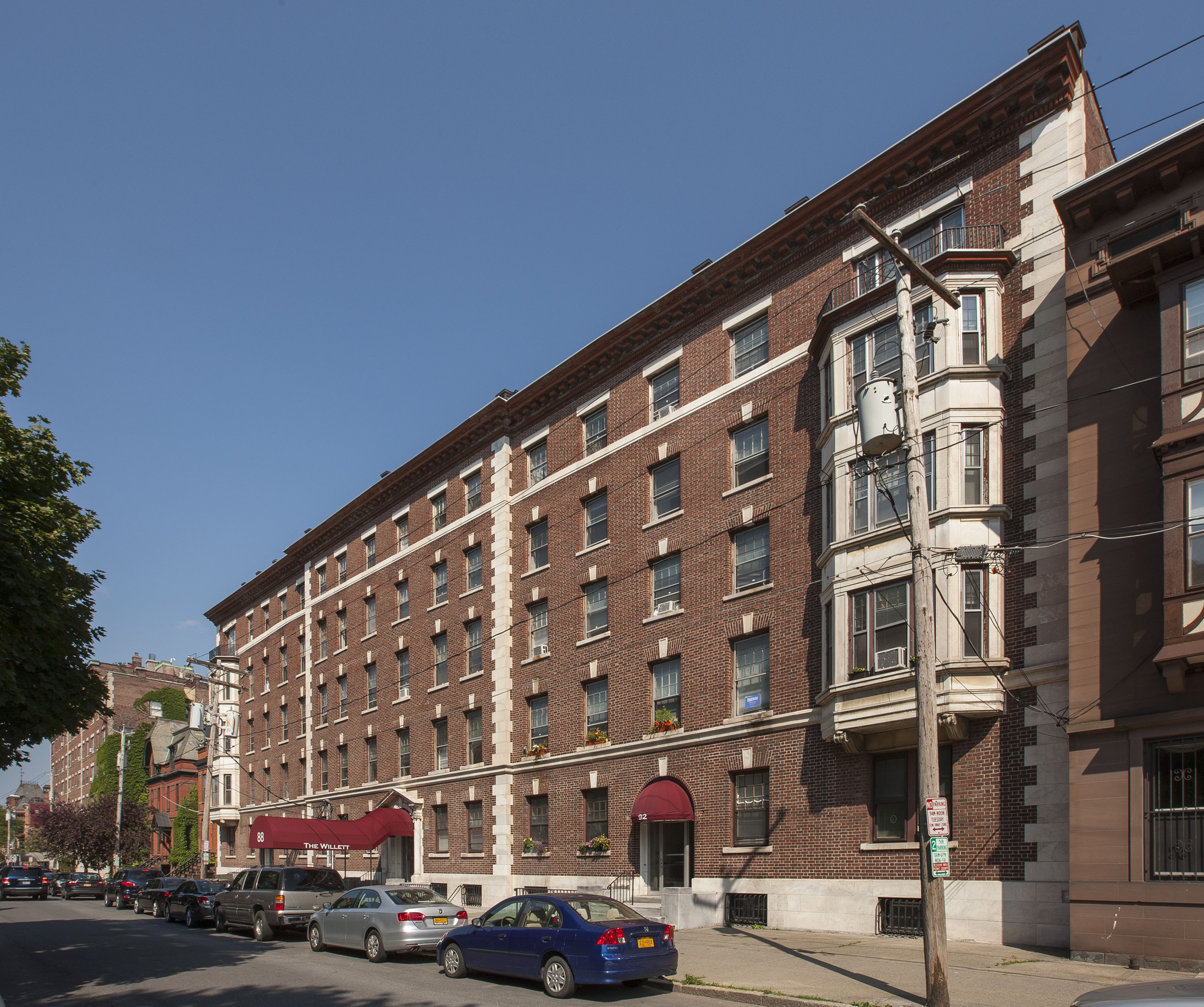 Apartments Near ACP Willett Apartments for Albany College of Pharmacy Students in Albany, NY