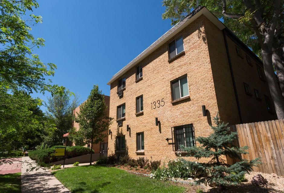 Apartments Near Denver 1335 Gaylord for Denver Students in Denver, CO