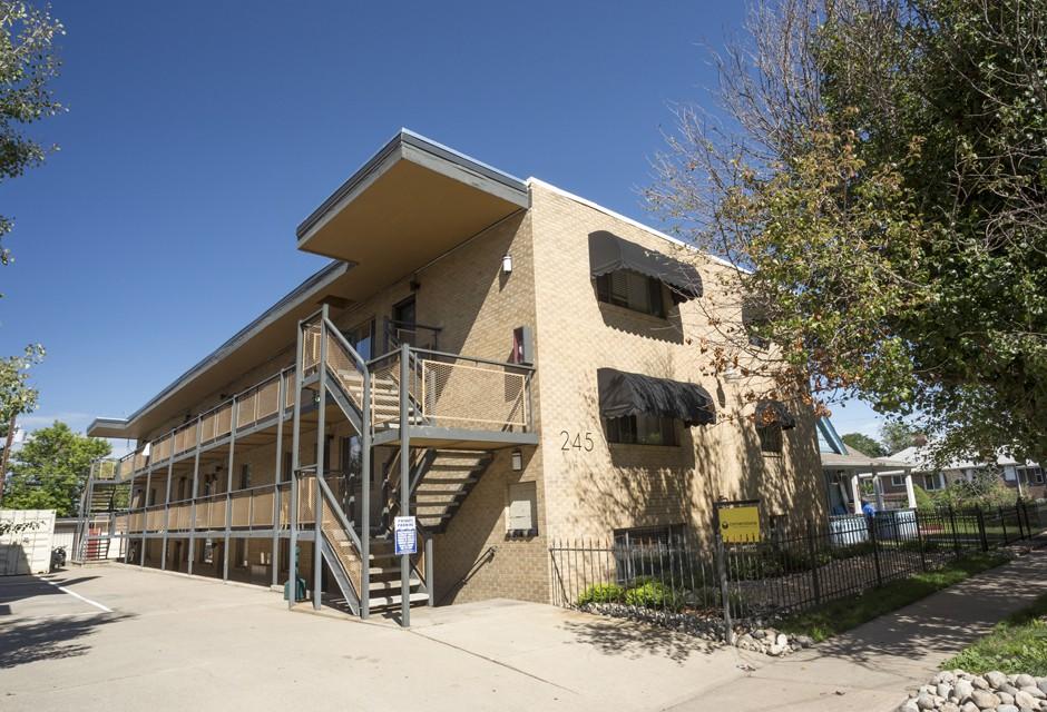 Apartments Near Denver 245 Bannock for Denver Students in Denver, CO