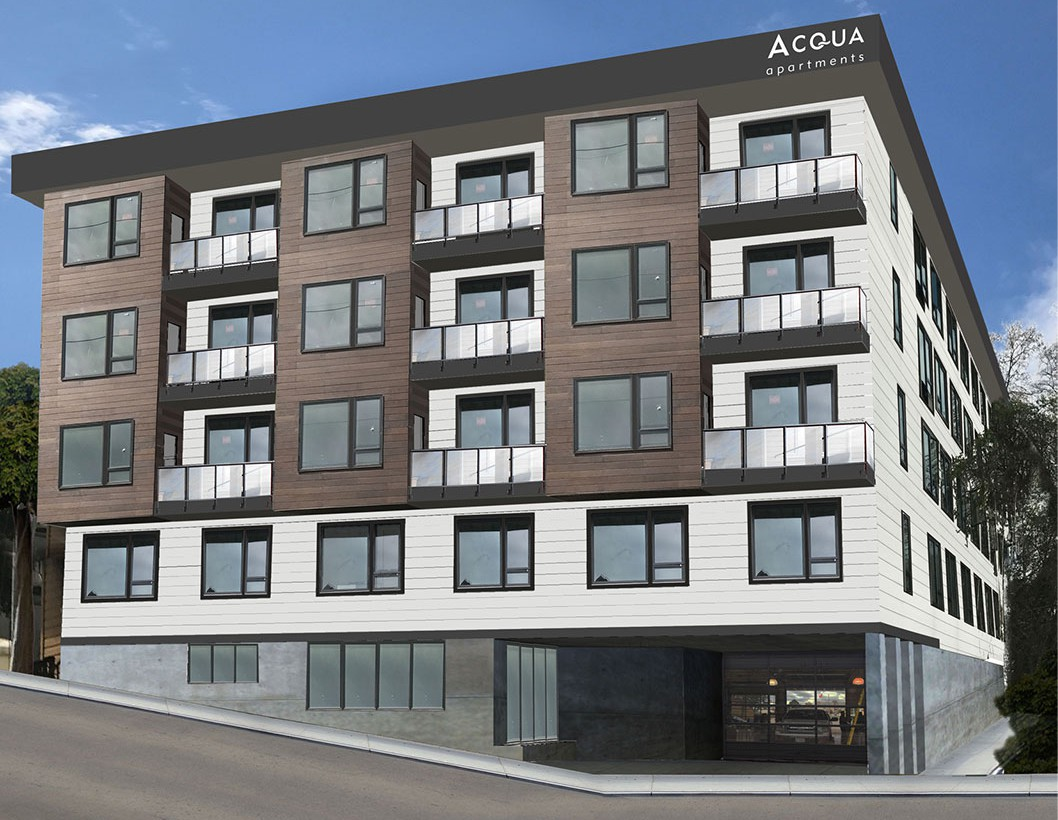Apartments Near OHSU Acqua for Oregon Health & Science University Students in Portland, OR