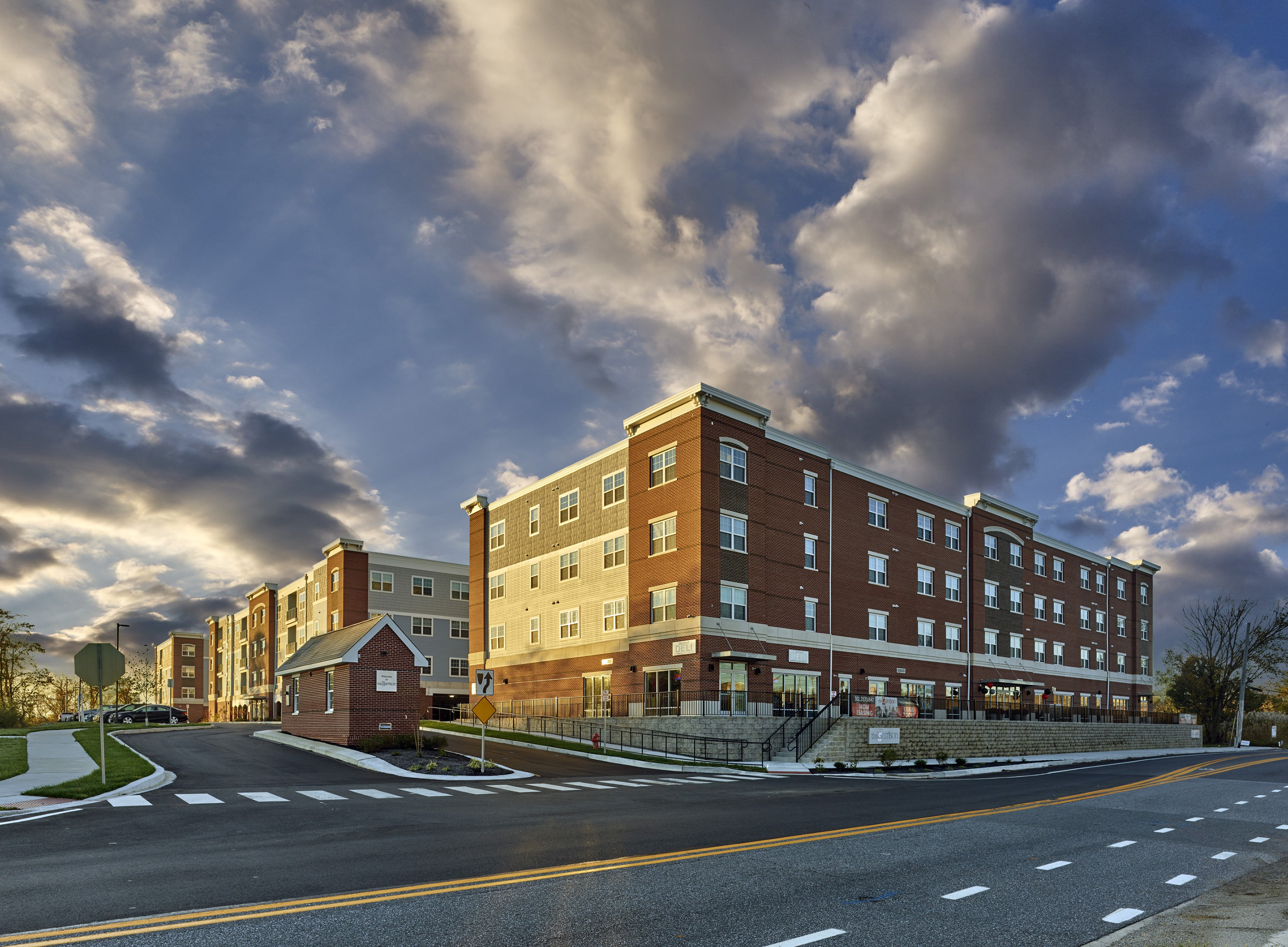 Apartments Near Delaware The Garrison for University of Delaware Students in Newark, DE
