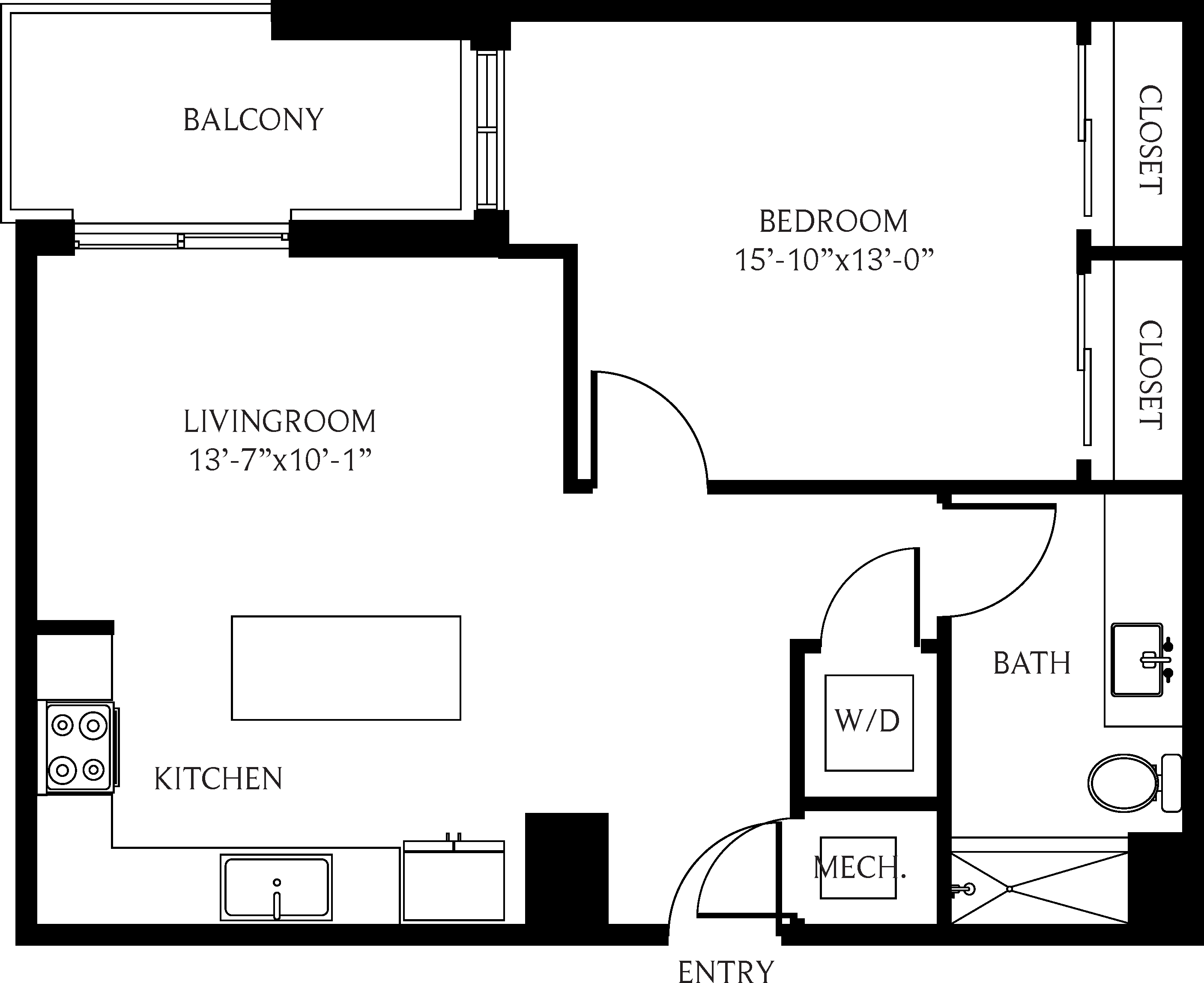 The Residences at THesis