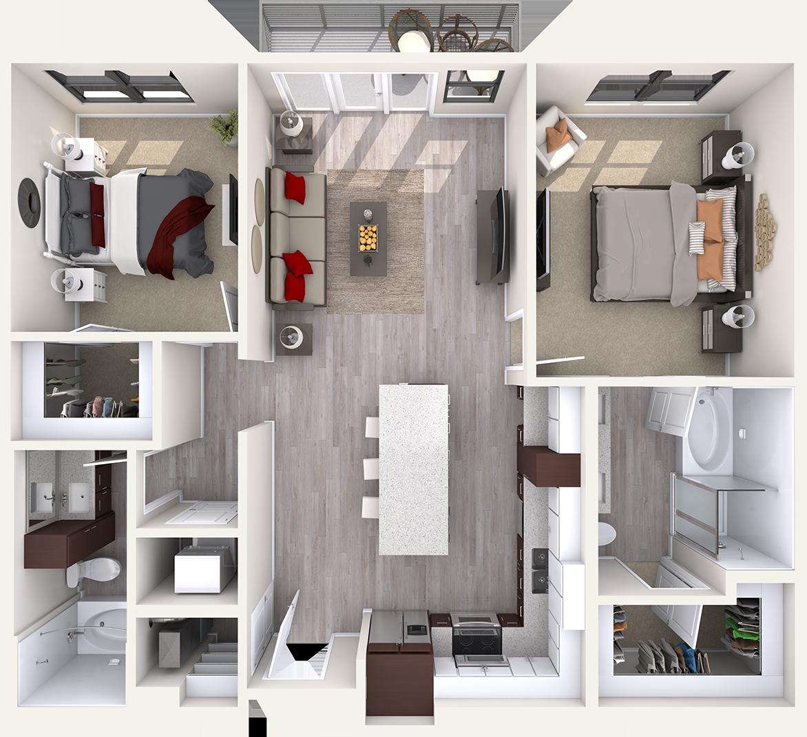 Vela Luxury Apartment Homes, Tempe