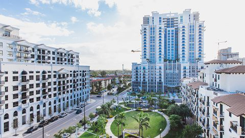 Apartments Near University of Miami Modera Metro Dadeland for University of Miami Students in Coral Gables, FL