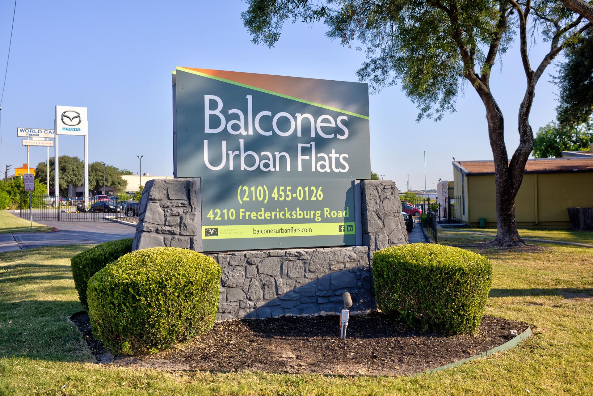 Balcones Urban Flats