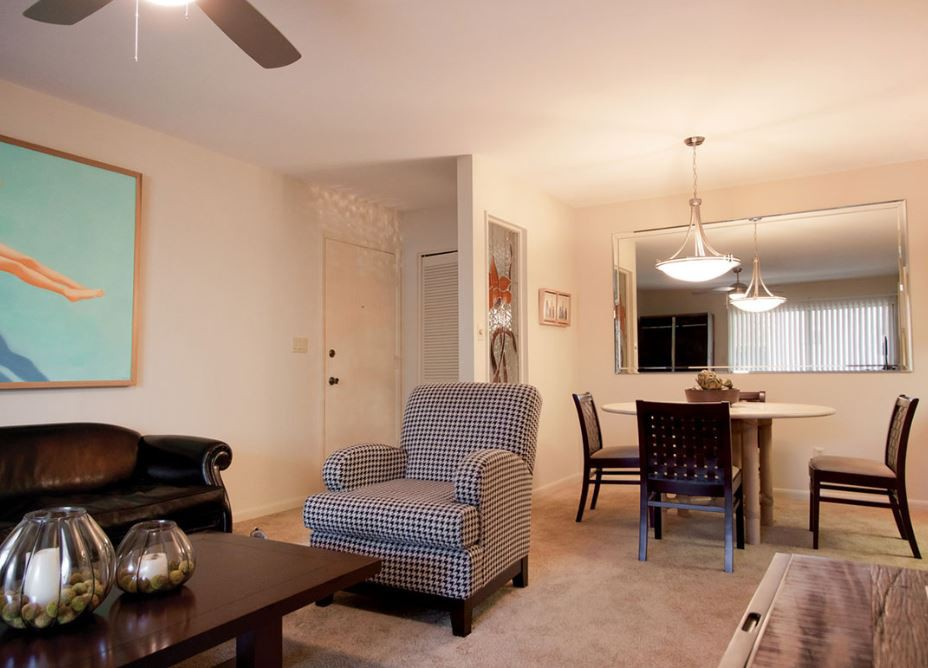 The Viridian Apartments rental