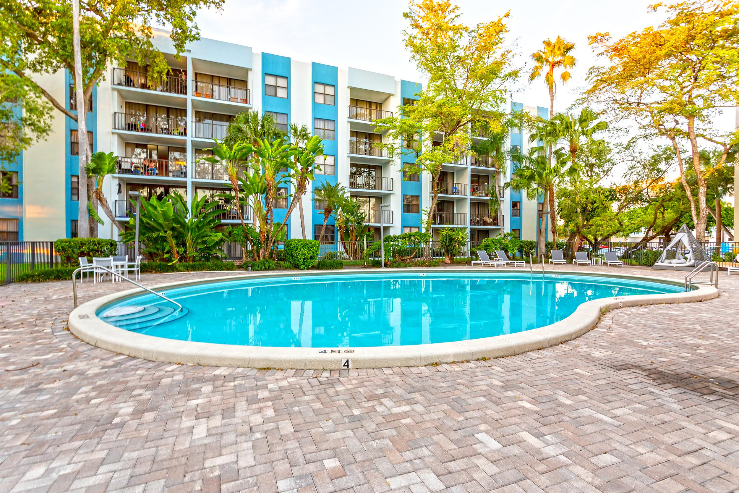 Biscayne Apartments rental