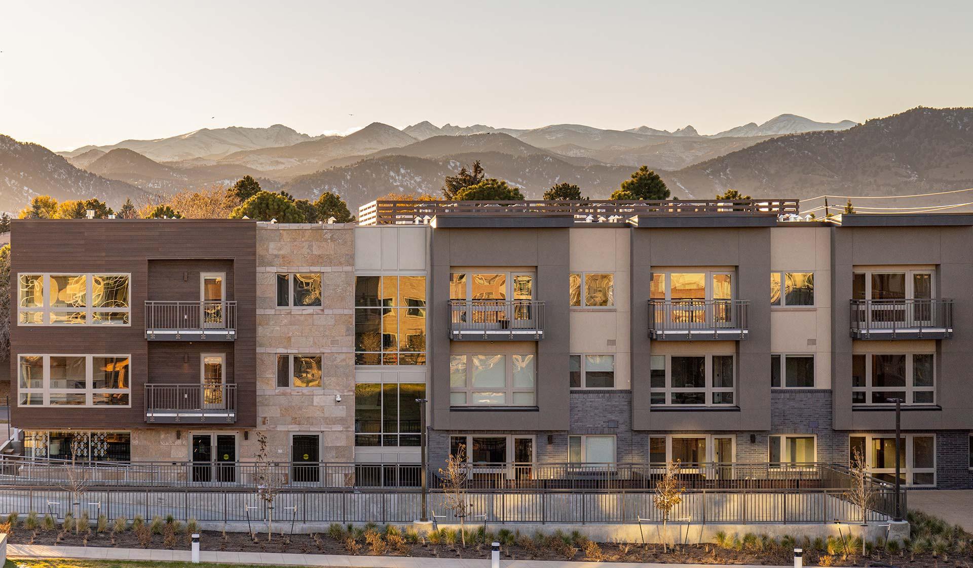 Parc Mosaic Apartment Homes