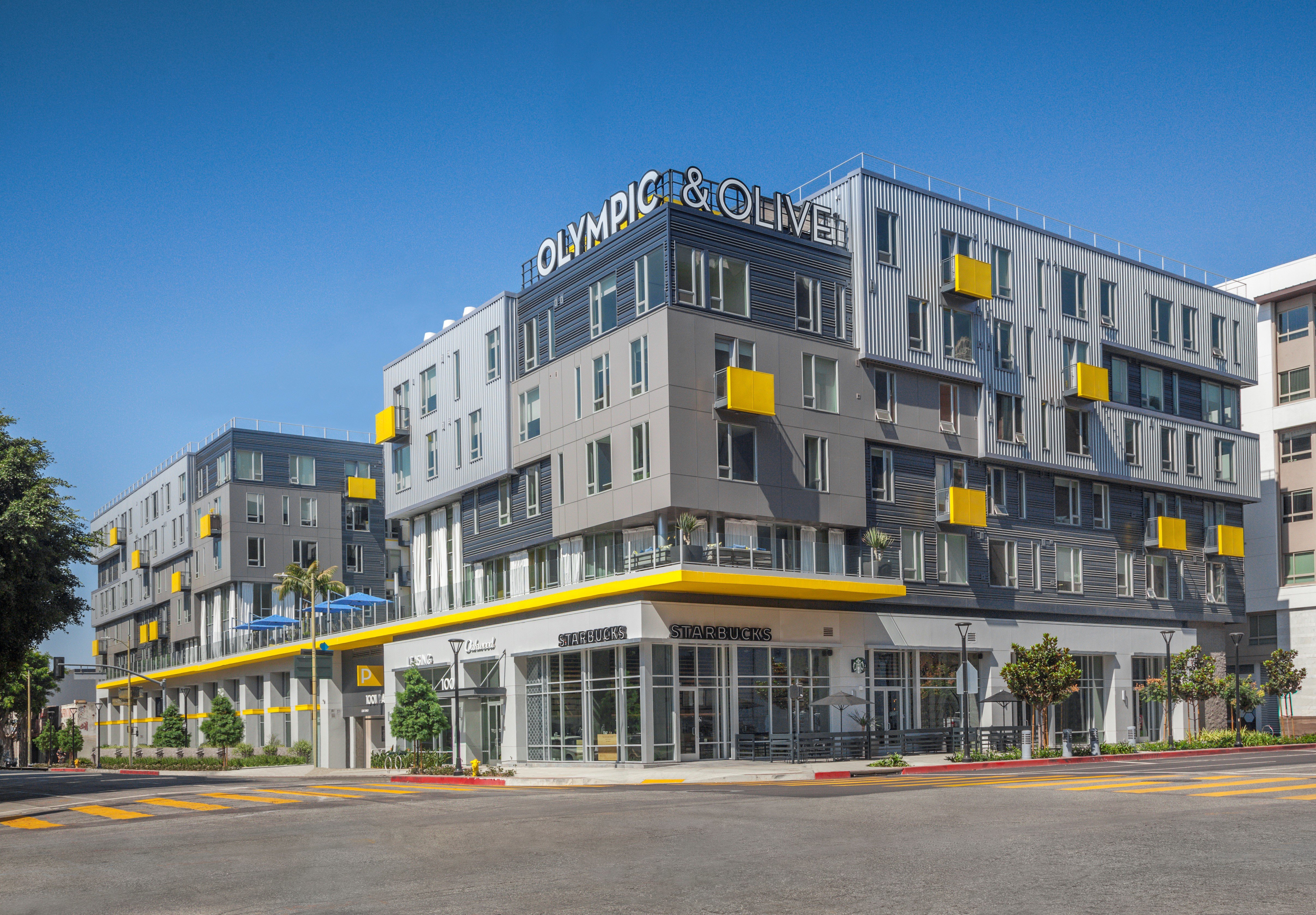 Oakwood Olympic and Olive for rent
