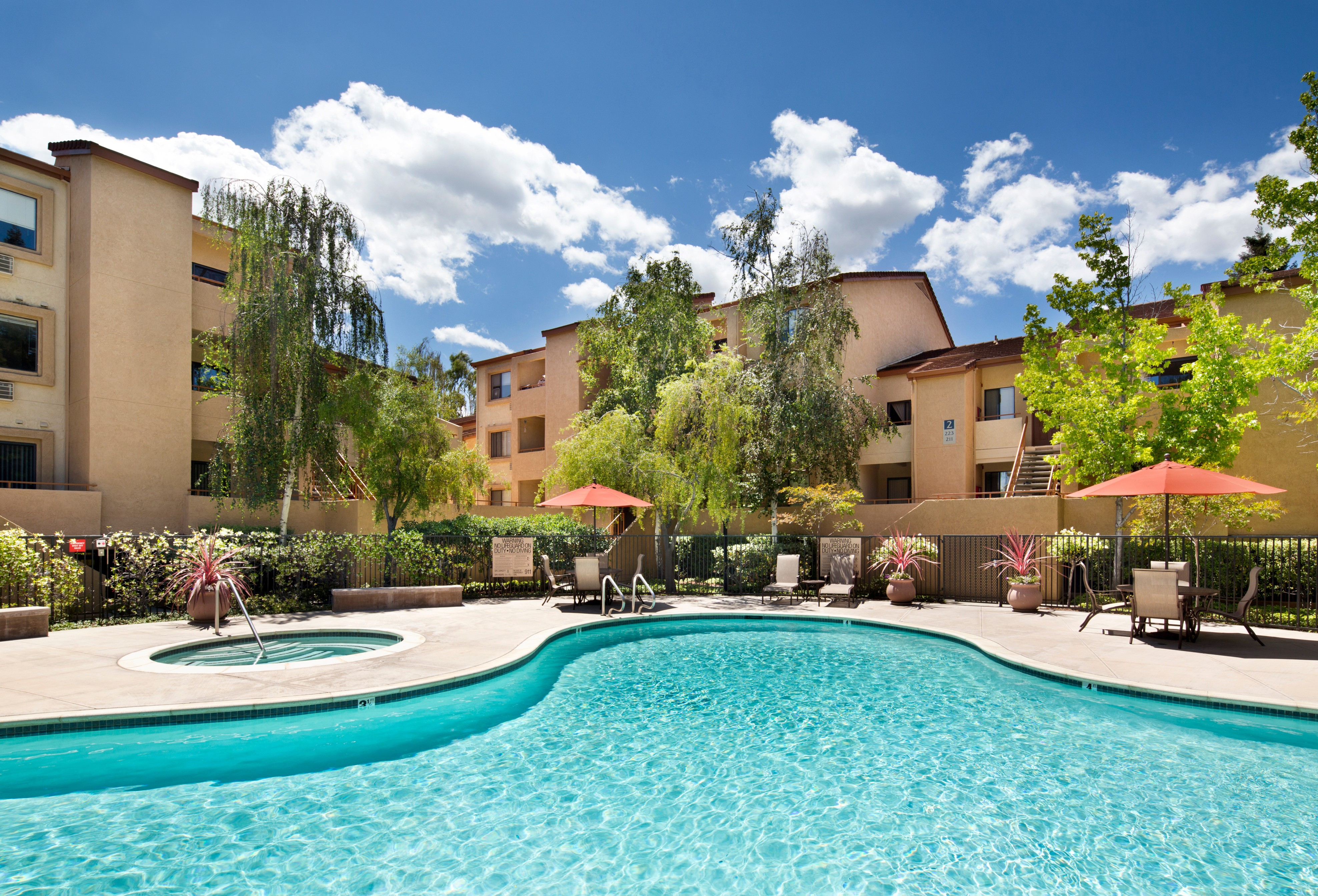 Oakwood Silicon Valley for rent