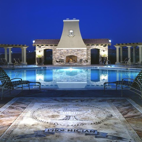 Live at THE PHOENICIAN