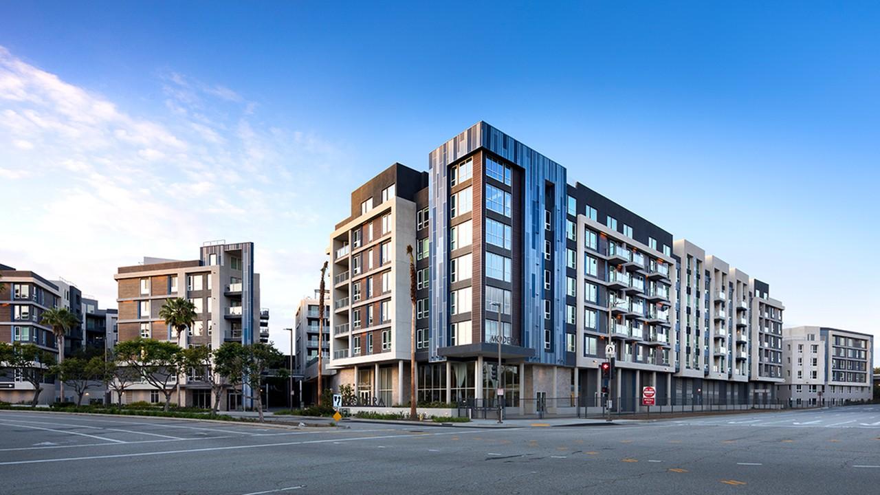 Modera West LA for rent