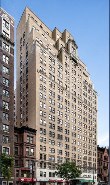 Apartments Near Juilliard 253 West 72nd Street for The Juilliard School Students in New York, NY