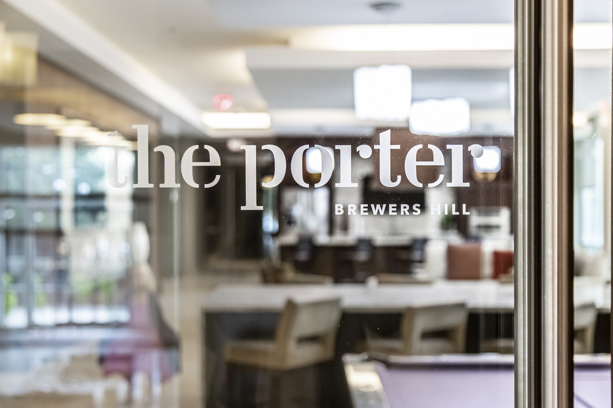 The Porter Brewers Hill, Baltimore - (see pics & AVAIL)