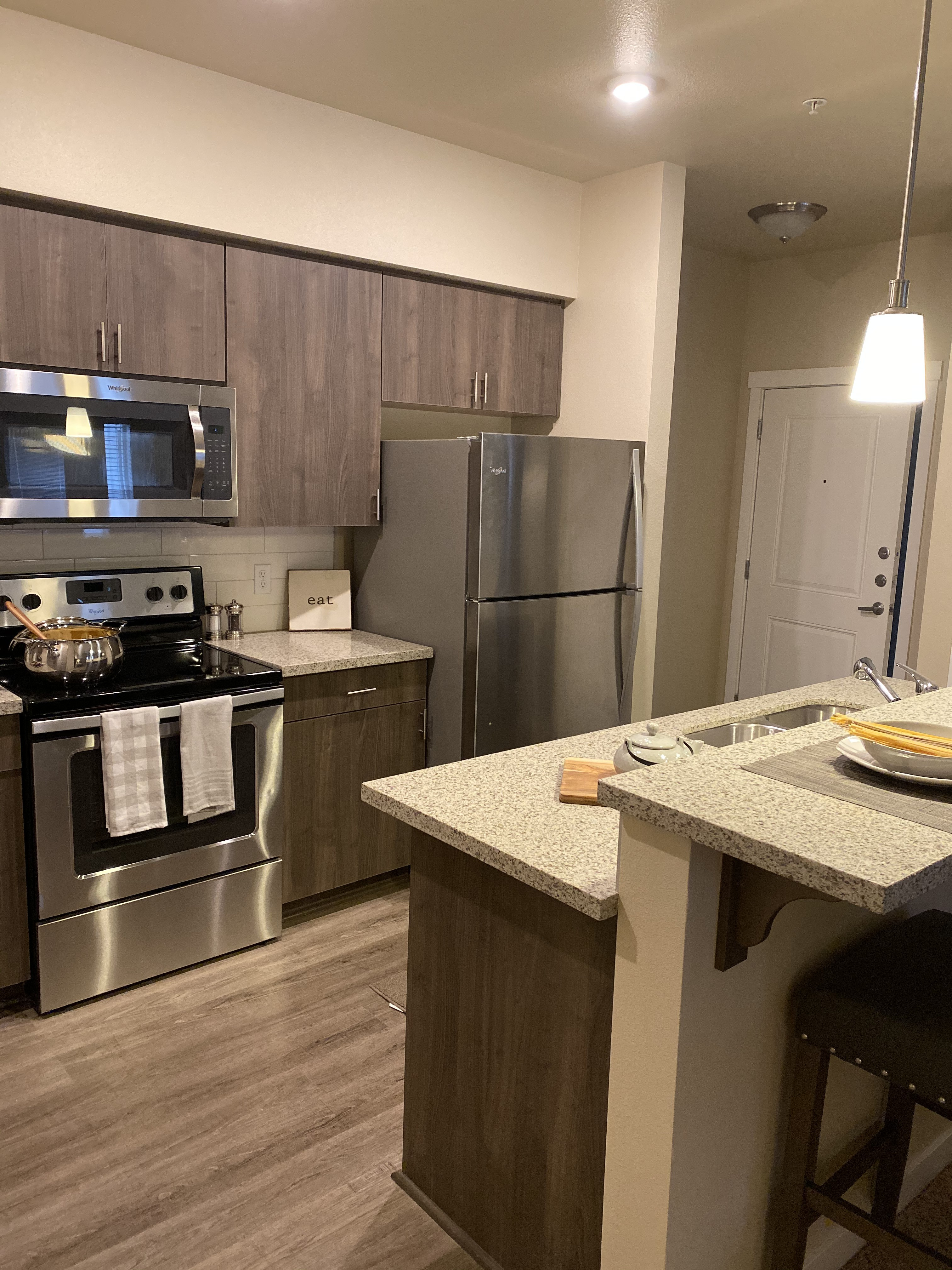 Stonebrook Apartments and Townhomes for rent