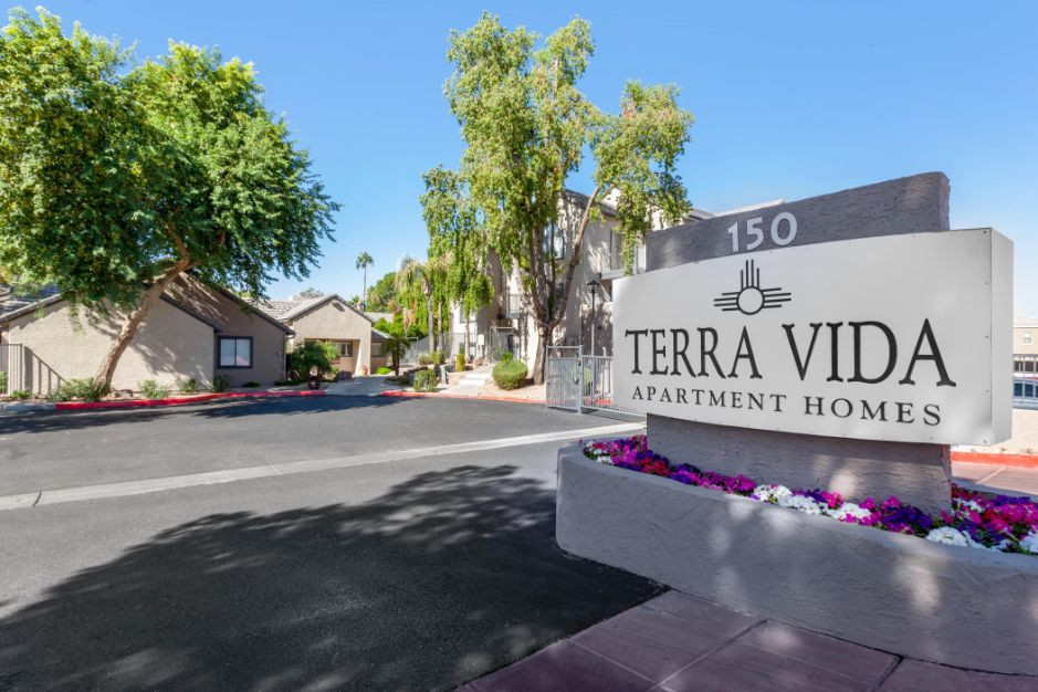 Live at Terra Vida Apartments