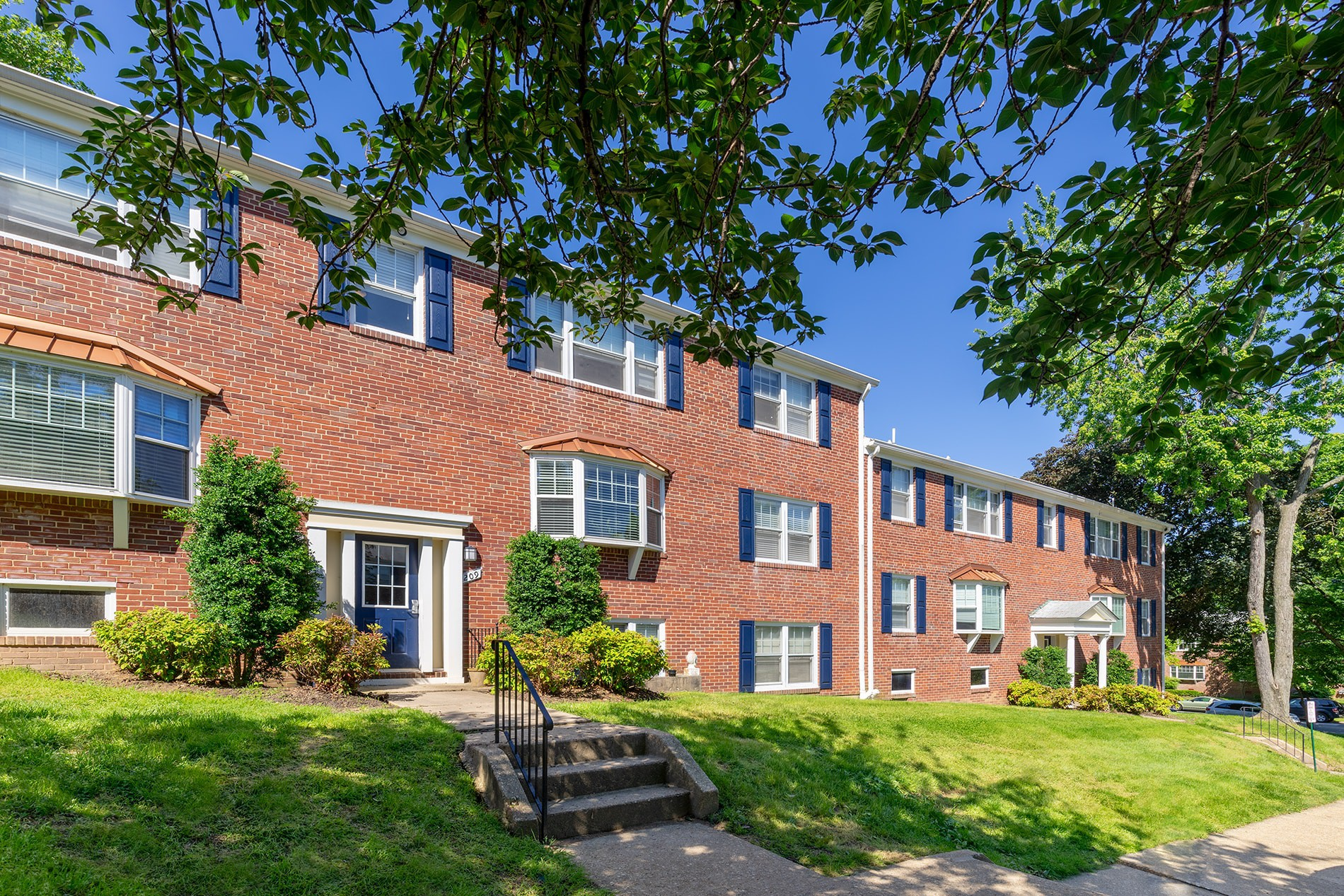 Apartments Near Notre Dame Rodgers Forge for College of Notre Dame of Maryland Students in Baltimore, MD