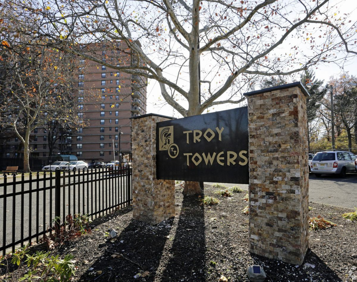 Troy Towers