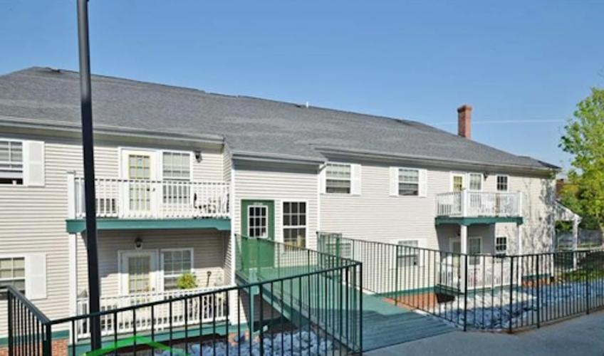 Hudson Terrace rental