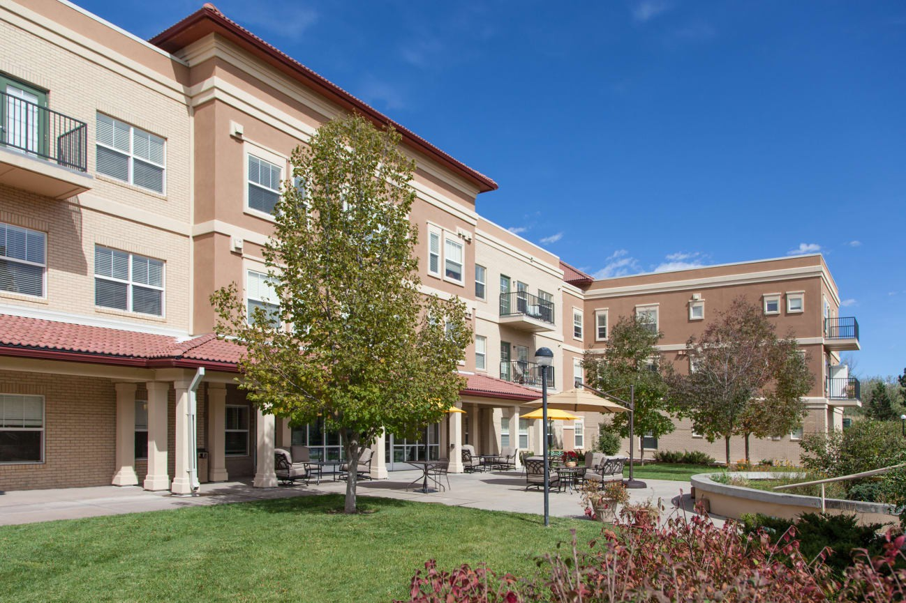 Apartments Near JIU The Inn at Greenwood Village Senior Care--Assisted Living for Jones International University Students in Centennial, CO