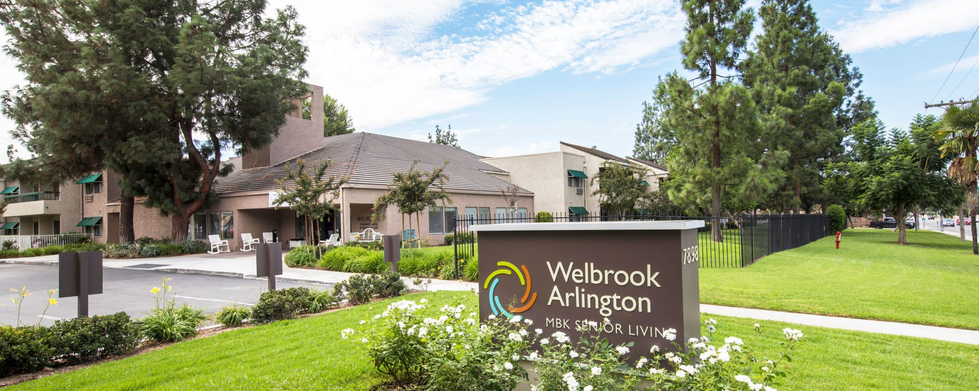 Apartments Near La Sierra Welbrook Arlington Independent and Assisted Senior Living for La Sierra University Students in Riverside, CA