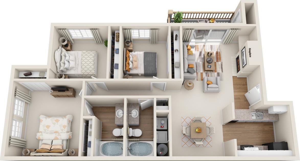 Bradford Park Apartment Homes