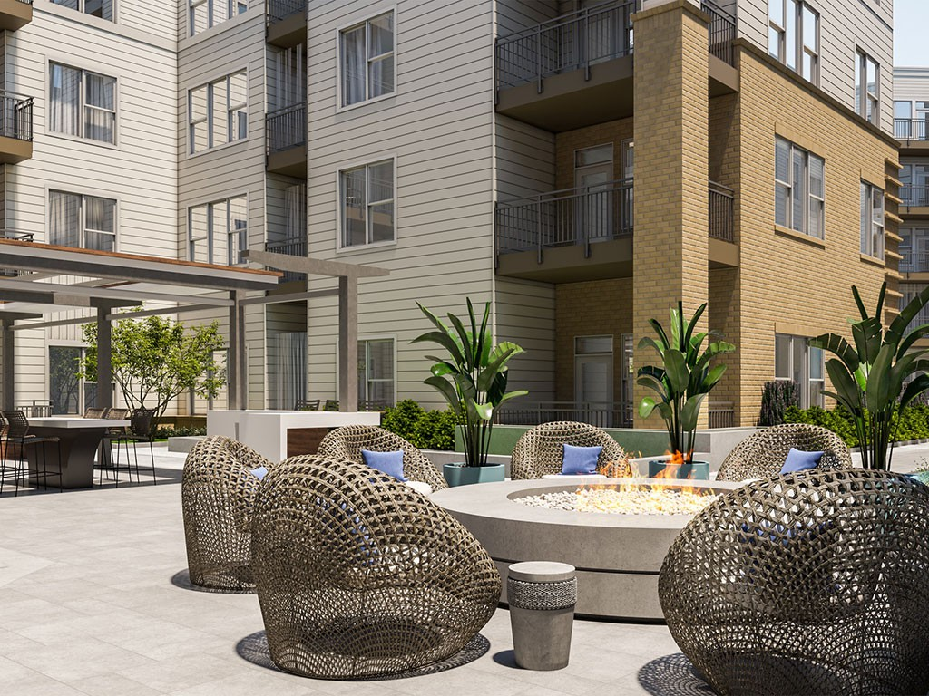Link Apartments Montford for rent