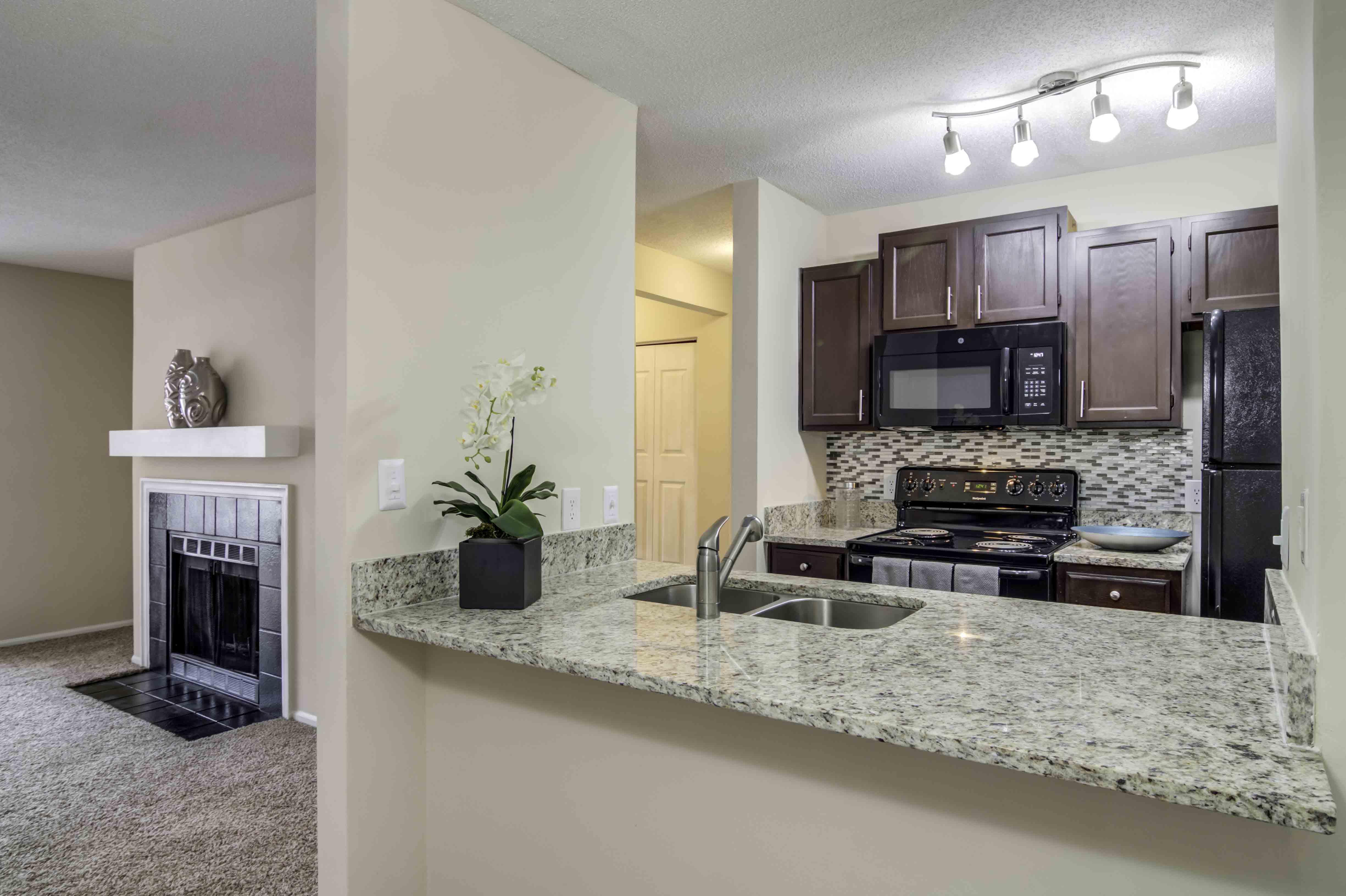 Wood Pointe Apartments rental