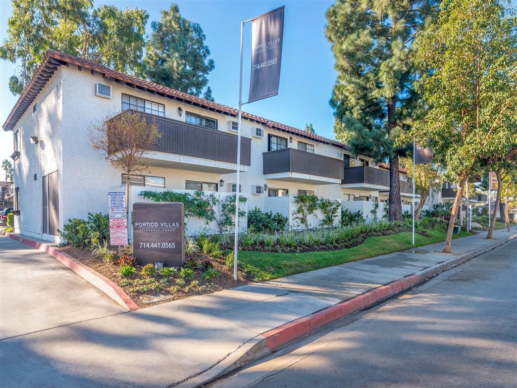 Apartments Near Fullerton College Portico Villas Apartments for Fullerton College Students in Fullerton, CA