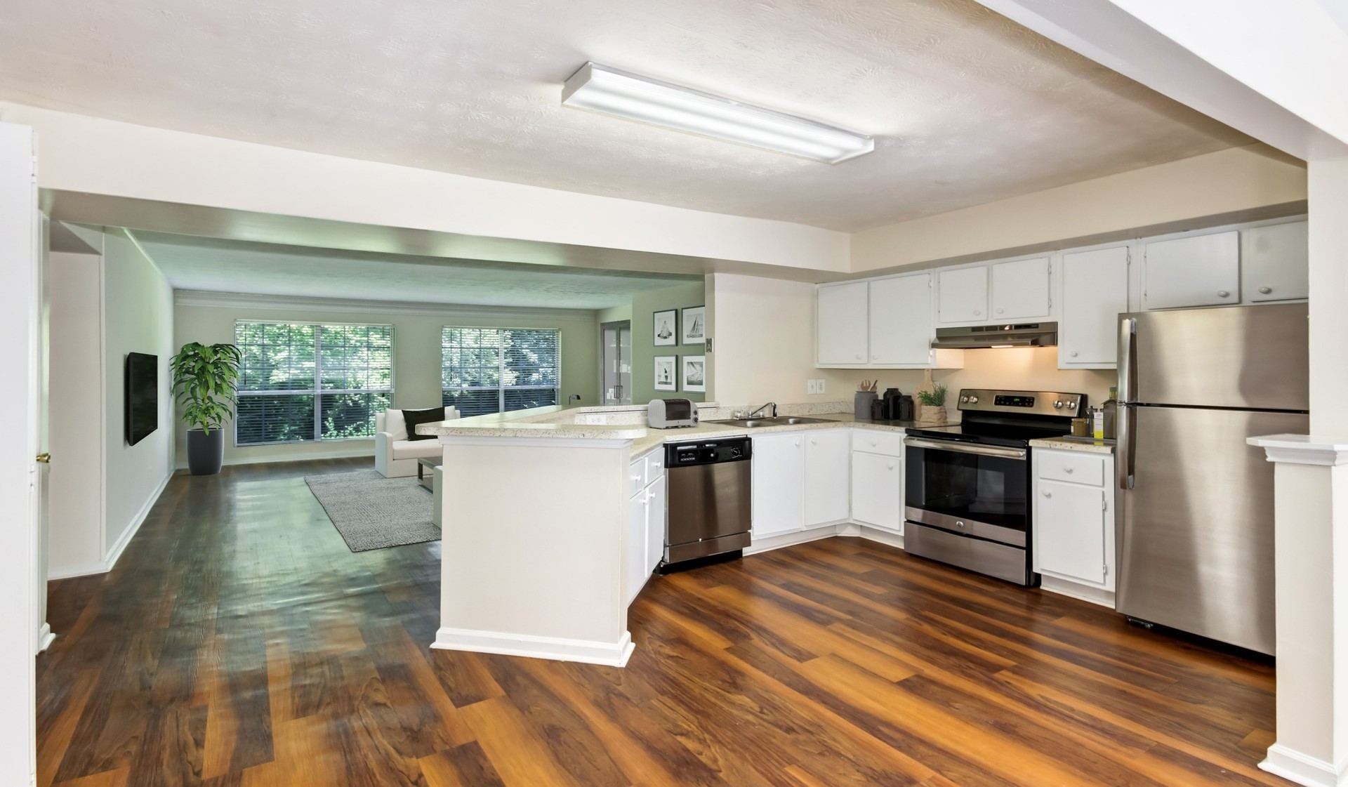 Peachtree Park Apartments for rent
