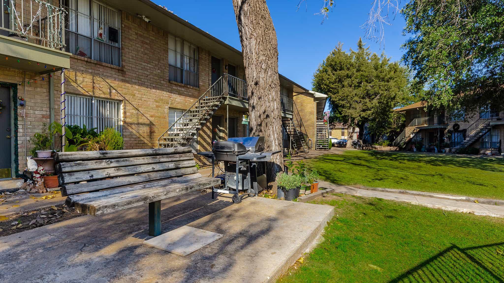 Dell Marr Apartments rental