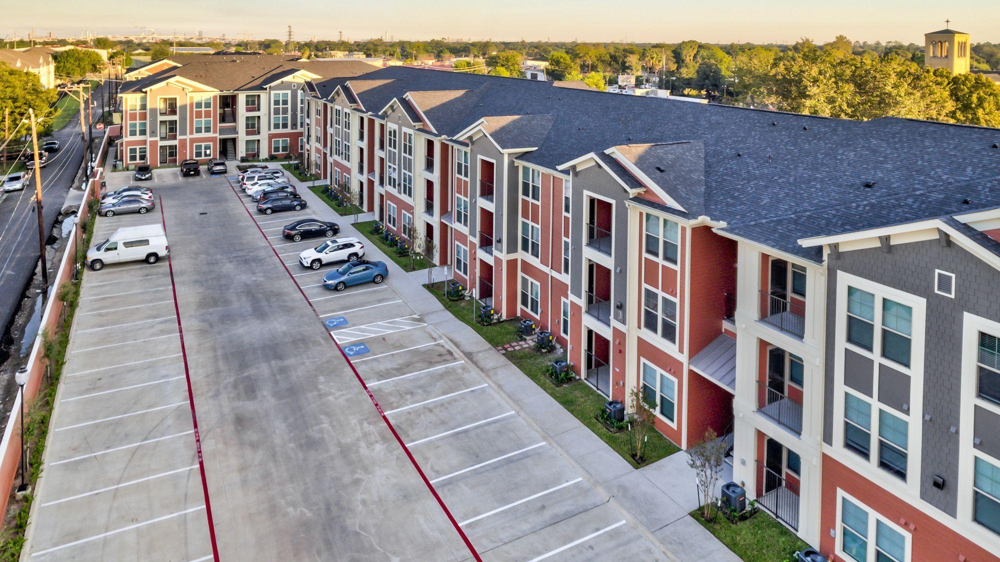Magnolia Park Apartments rental