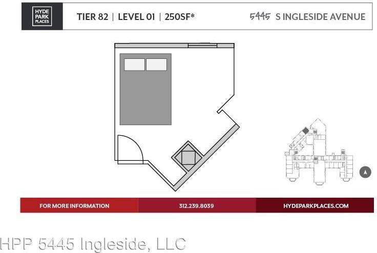 5445 S. Ingleside Ave for rent
